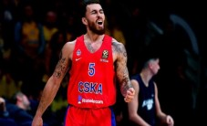 Mike James CSKA'da kaldı