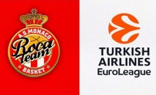 Monaco Euroleague'de